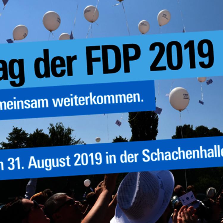 Tag der FDP 2019
